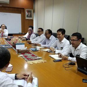 pemerintah selekasnya membicarakan draf Perancangan RUU