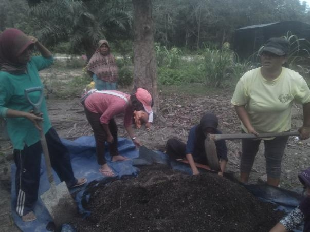 Ayo Bertani Bersama KRPL Desa Pancur Jaya