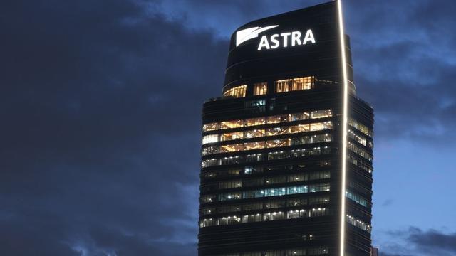 Astra buat gugus Desa Pertanian dan Perikanan