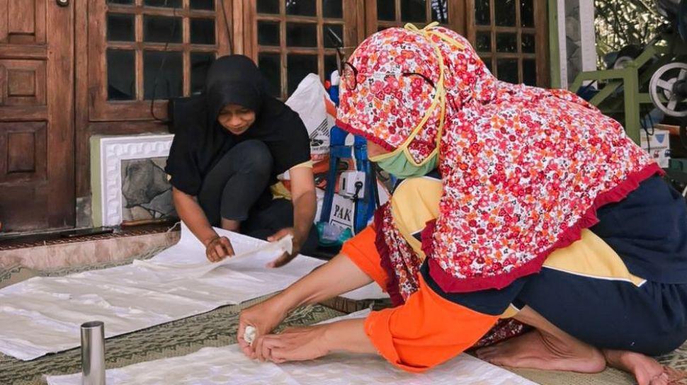 Pemberdayaan Perempuan Melalui Kelompok Wanita Tani di Desa Wisata Kelor Sleman