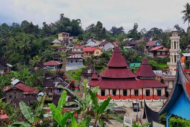 Wisata Desa Tertua Nagari Pariangan