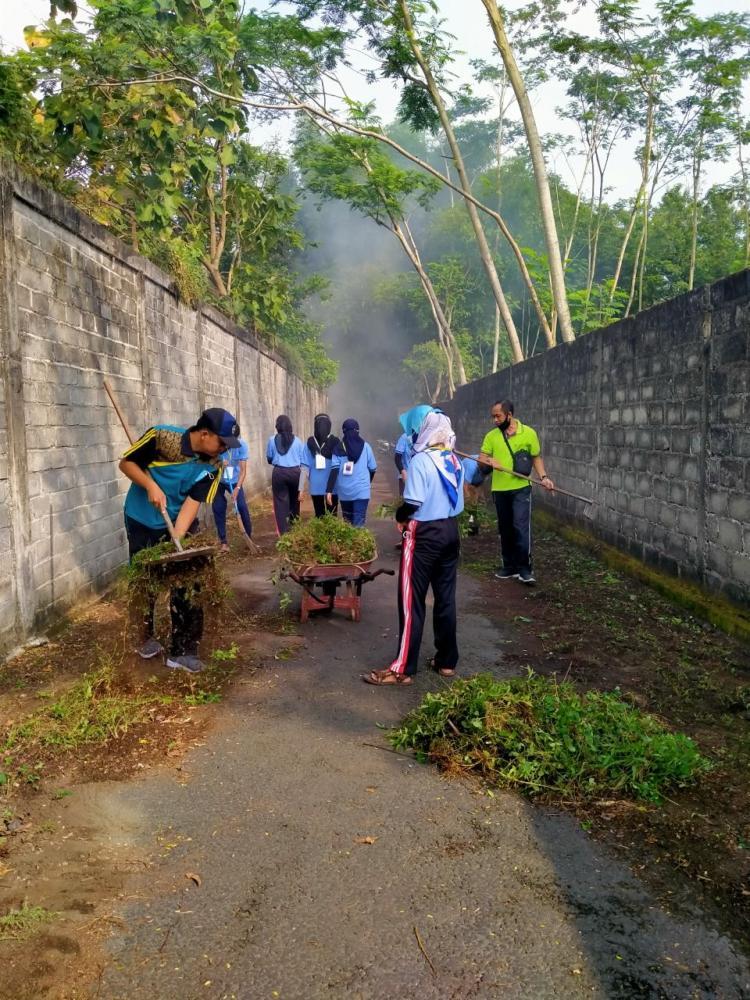 Kampung Bersih Desa Kendalrejo
